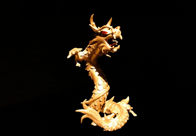 Kung Fu of Golden Dragon Martial Arts school (2012)